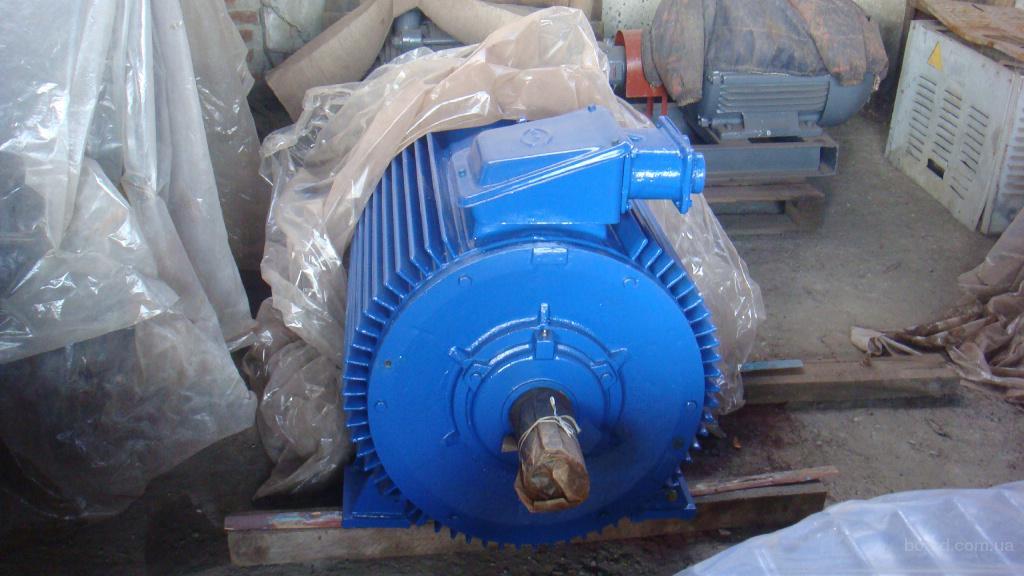 продам : продам электродвигатель АИР355-S6 160квт 1000об/мин.