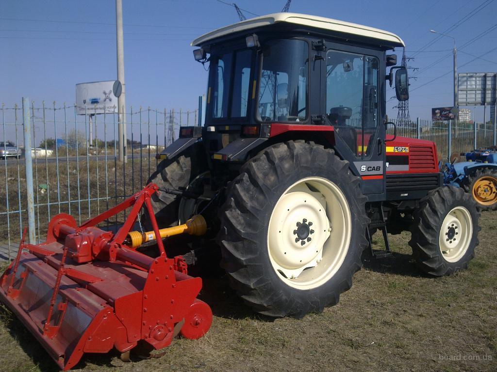 Трактор: объявления о продаже новой и б/у техники от ведущих дилеров и торговых компаний.