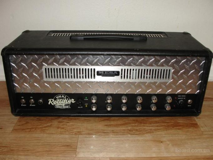 Post 1985 Guitar Amp heads and combos