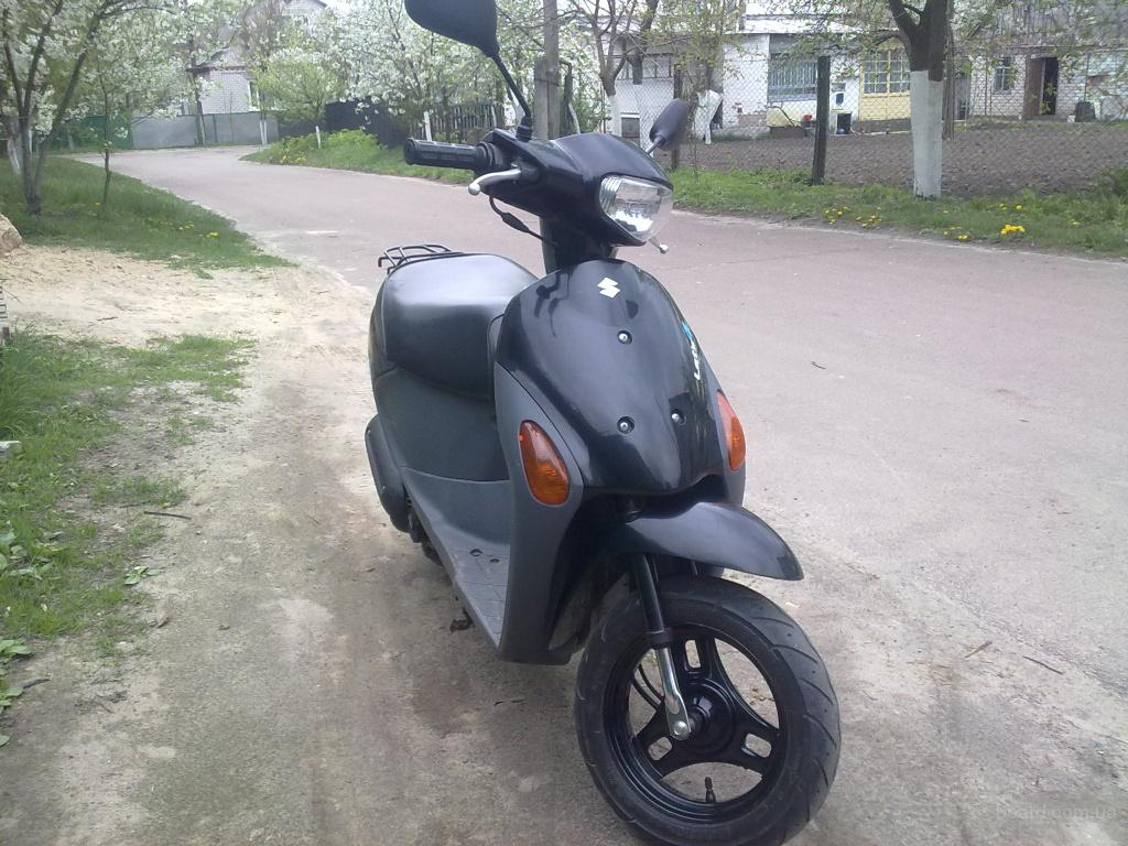 �������� �������� Suzuki Let's!
