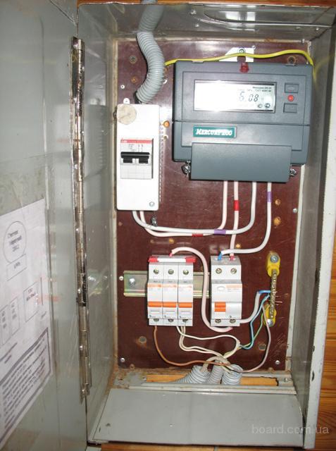 Экономия электричества - двухтарифные счетчики.