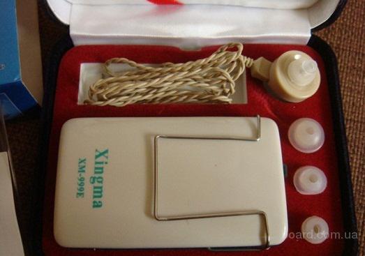 Слуховой аппарат xingma