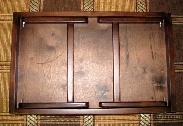 Стол поднос для кровати своими руками