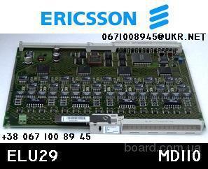 Ремонт плат аналоговых абонентов ELU29 ROF1375339 Ericsson MD110 »