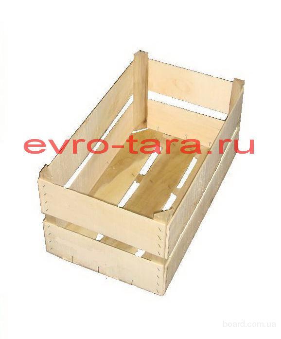 Ящик деревянный проволокосшивной, корзинка, чаша, лукошко, лотки, из шпона.  Для овощей и фруктов, ягод и грибов.
