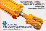 Гидроцилиндры, пневмоцилиндры, Гидравлические станции, изготовление гидроцилиндров в России