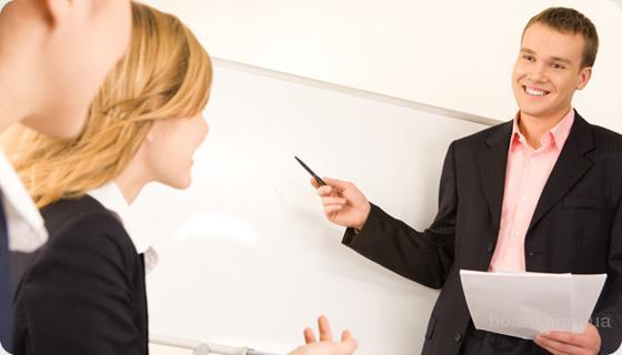 Выбор формата презентации зависит от
