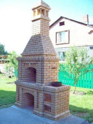 ...у кого есть дача или не распланированный участок в своем доме, задумываются над тем, как построить барбекю своими...
