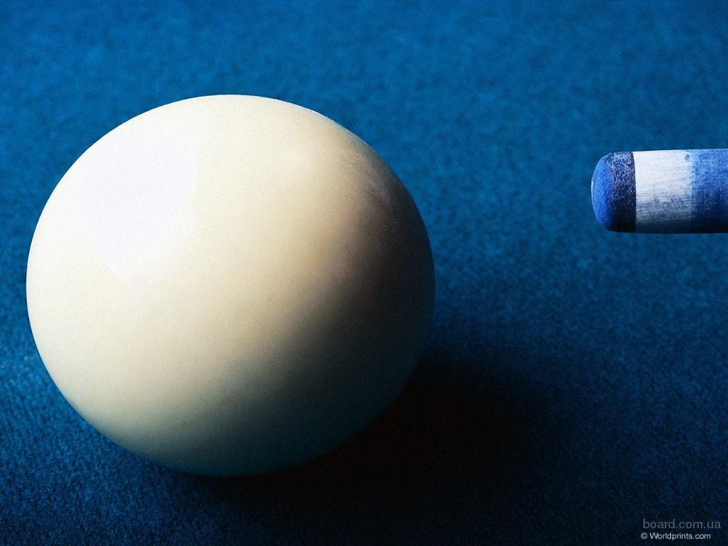 Как сделан шар бильярда