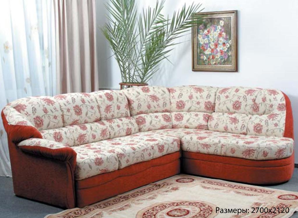 Большой диван купить в Москве