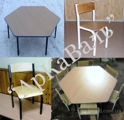 где купить маленькие столы и стулья для детского сада.
