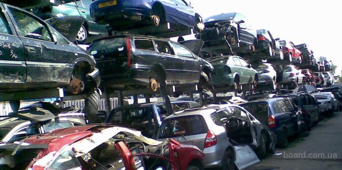 Разборка европейских автомобилей.