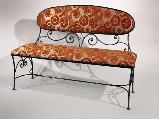 ...для дома, кованную мебель для дачи и сада: - банкетки кованные... продам.