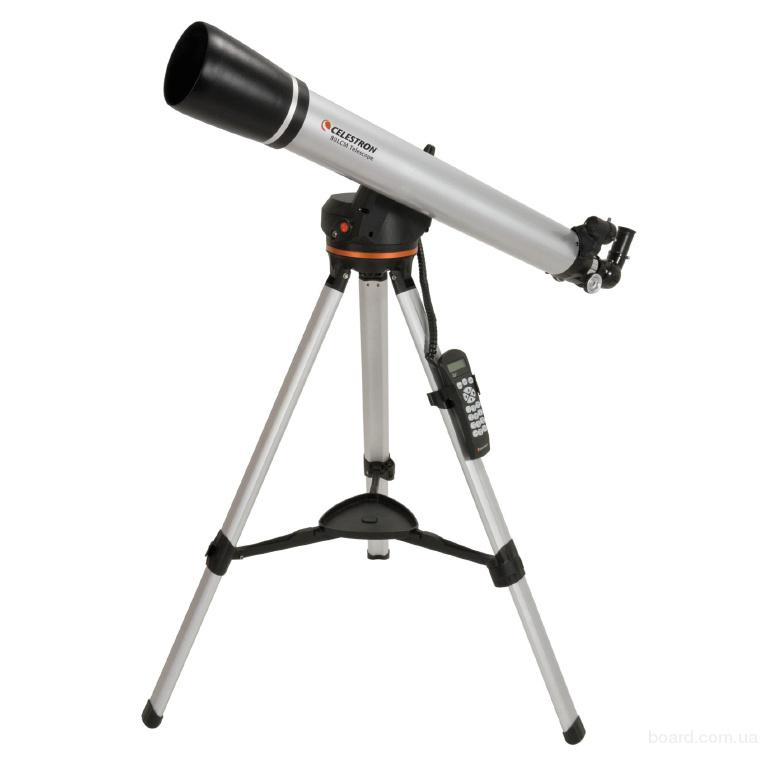 Автоматизированный телескоп рефрактор Celestron LCM-80