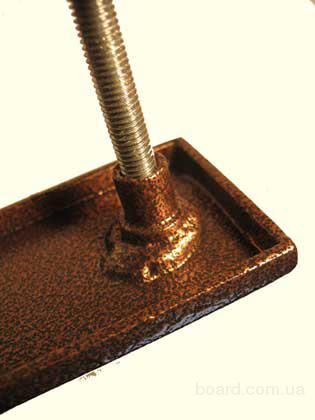 Ручка дверная-броненакладка - защита замка от взлома - продажа, монтаж