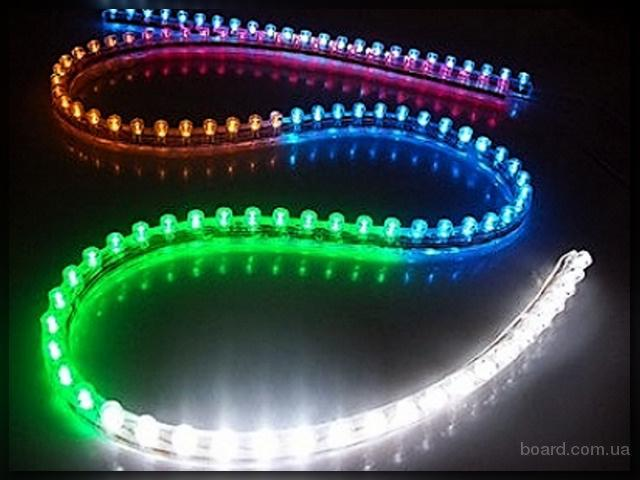 светодиодных - Схемы в работе.