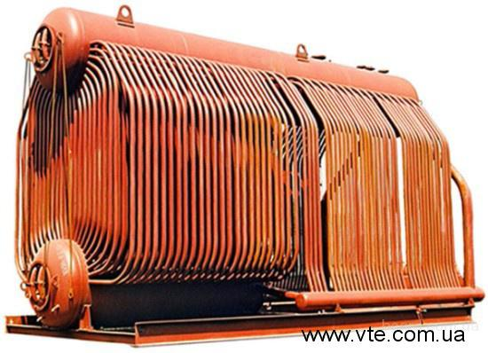 Котел паровой ДКВр 2013 (Топливо и энергетика - Энергетическое оборудование) .
