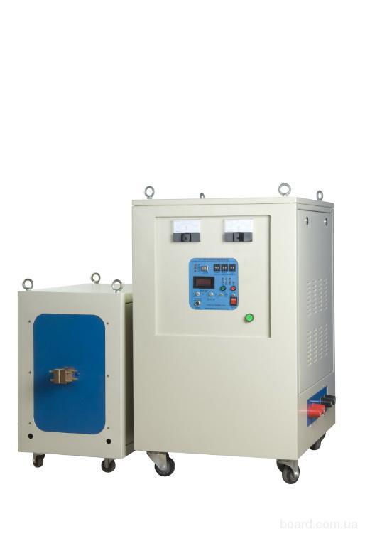 Индукционный нагреватель установка ТВЧ Модель -СЗ-120АБ (три фази) .