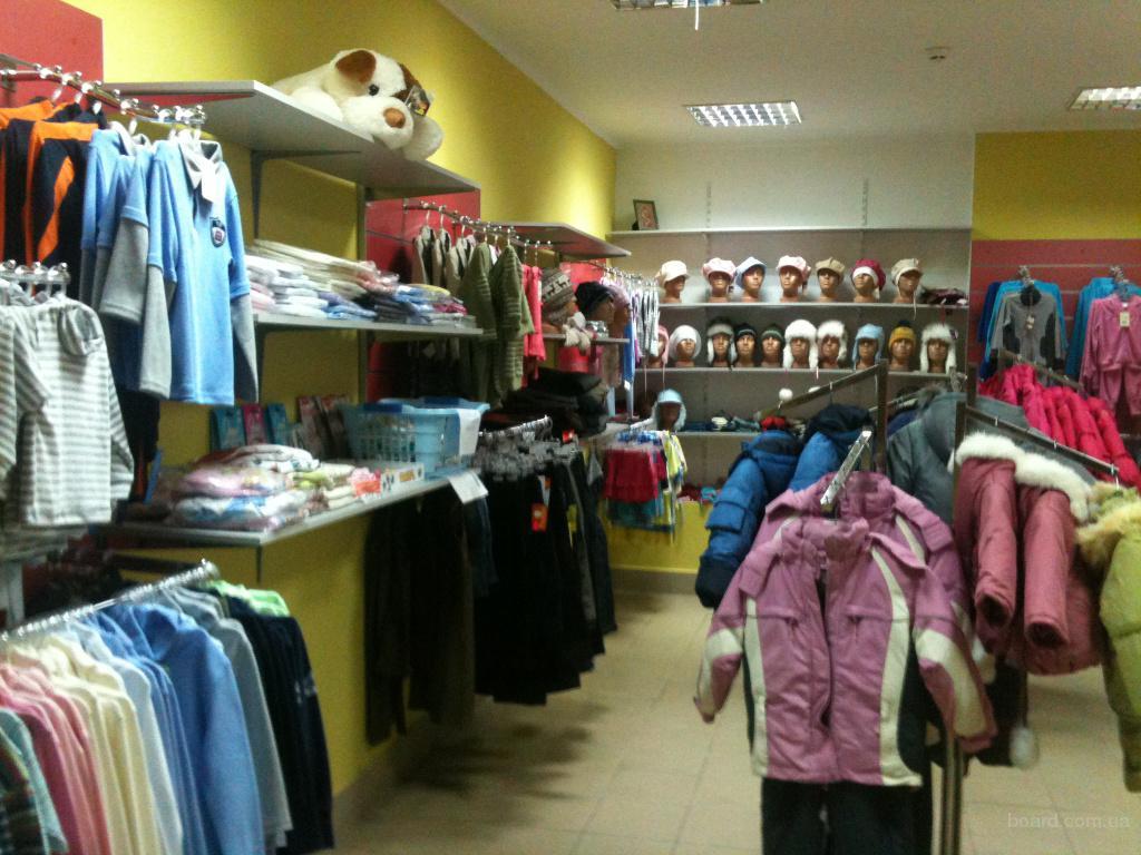 Продам обладнання для магазину одягу