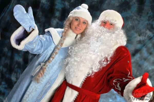 Деда Мороза и Снегурочку запретят по таджискому ТВ!