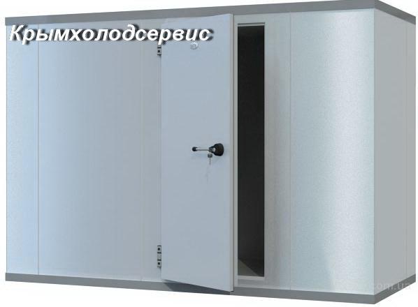 Холодильные камеры заморозки и хранения продуктов в Крыму .Проектирование,монтаж.сервис.