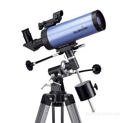 Зеркально-линзовый телескоп Sky Watcher 80 EQ2
