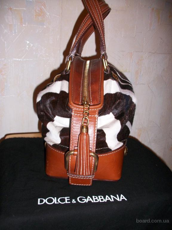 продам : Продам сумку DOLCE&GABBANA ОРИГИНАЛ!