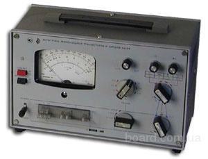 Л2-54 предназначен для определения работоспособности маломощных транзисторов...