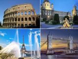 Экскурсионные туры в Европу от 68 евро Днепропетровск