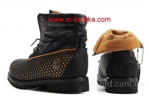 зимние ботинки мужские кожаные.
