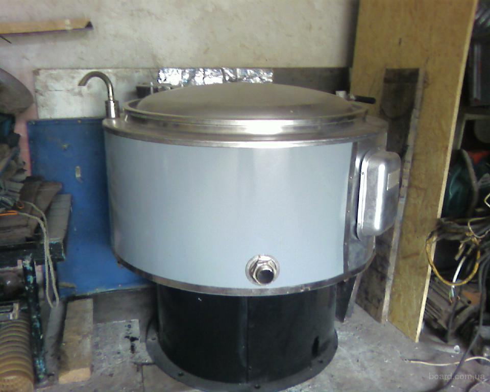 Продам картофелечистку МОК-350, МОК-250, котёл пищеварочный КЭ-250.