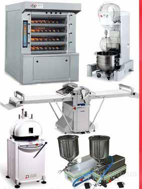 Оборудование для пекарен, кондитерских цехов Италия.  (Другое оборудование, инструмент) .