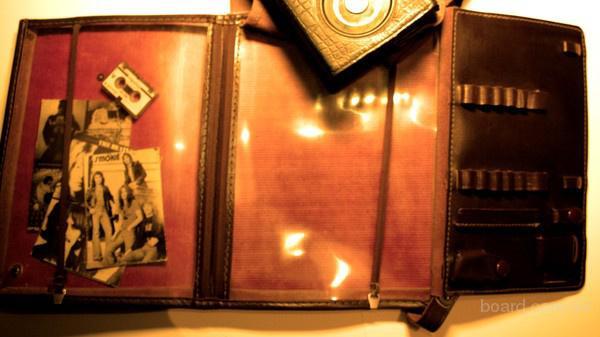 Офицерская полевая сумка-планшет (современная) Множество отделений.