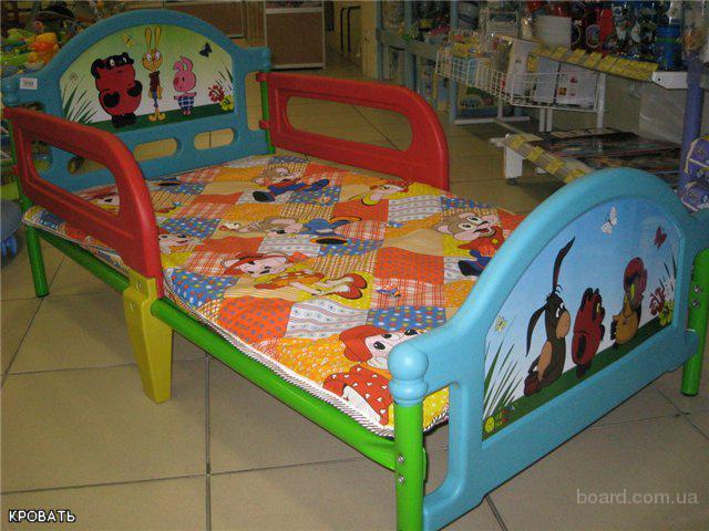 кровать детская от 3 лет бу