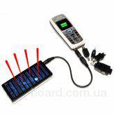 Солнечное зарядное устройство для мобильных устройств (1350mAH) - GadgetMarket.TV - купить Hi-Tech гаджеты...