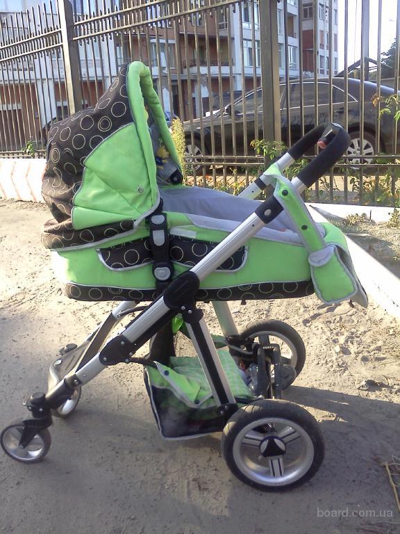 Продам универсальную коляску 2 в 1. Новая, облегченная модель BABY STROLLER c...