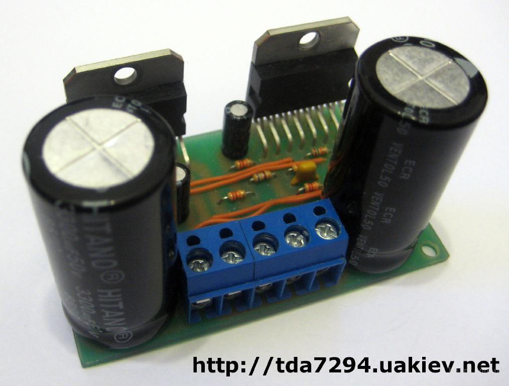 TDA7294 Микросхемы