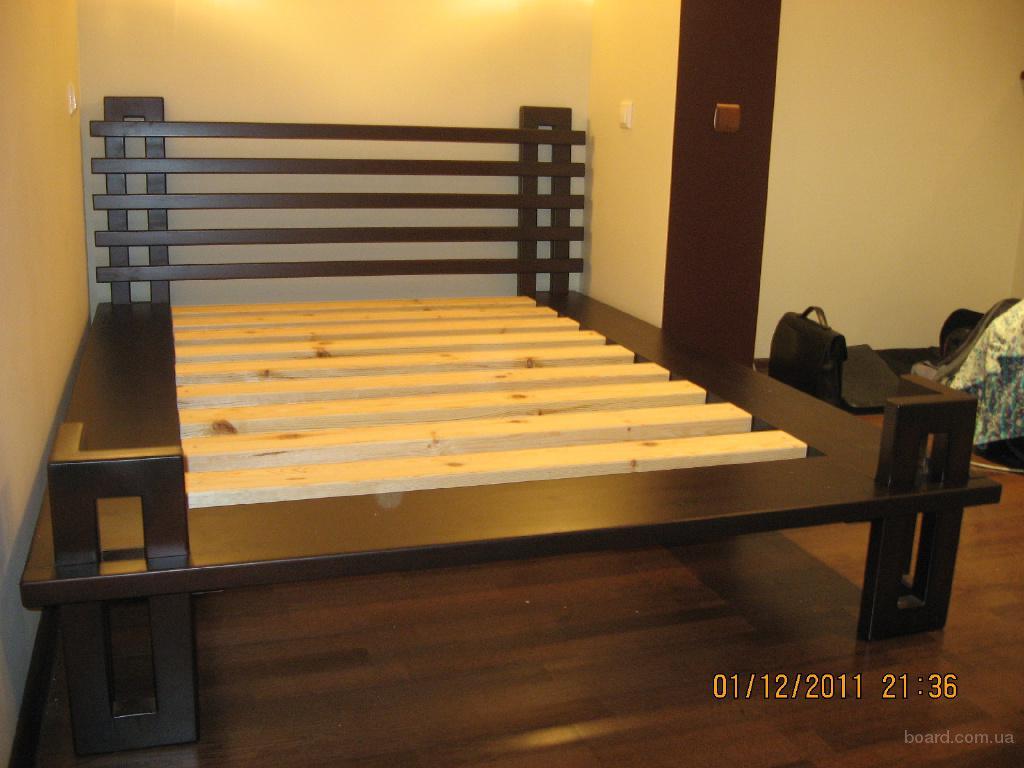кровать Карделия 160х200см 4500гр.сосна.