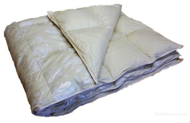 Сшить одеяло из пуховое