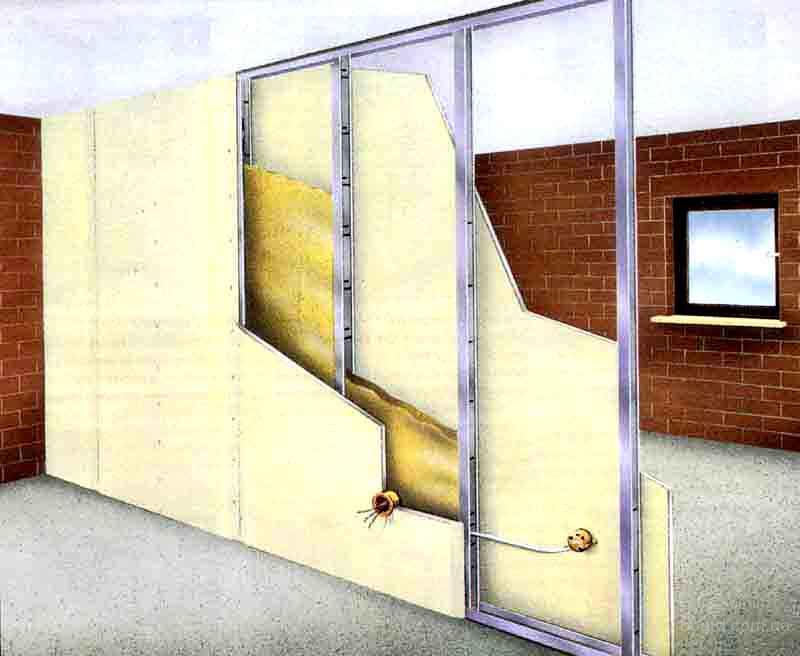 Используя его, можно не просто выровнять поверхность стен или потолка, гипсокартон - очень...
