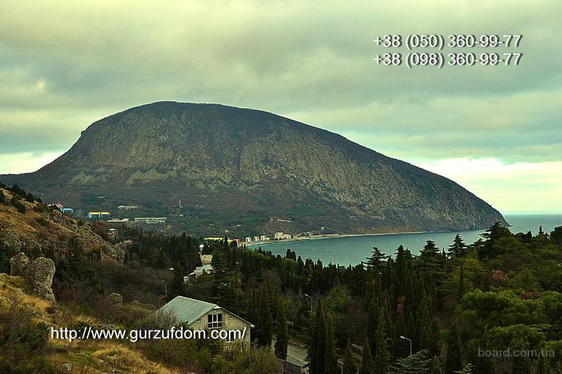 Отдых в Крыму, жилье в Гурзуфе