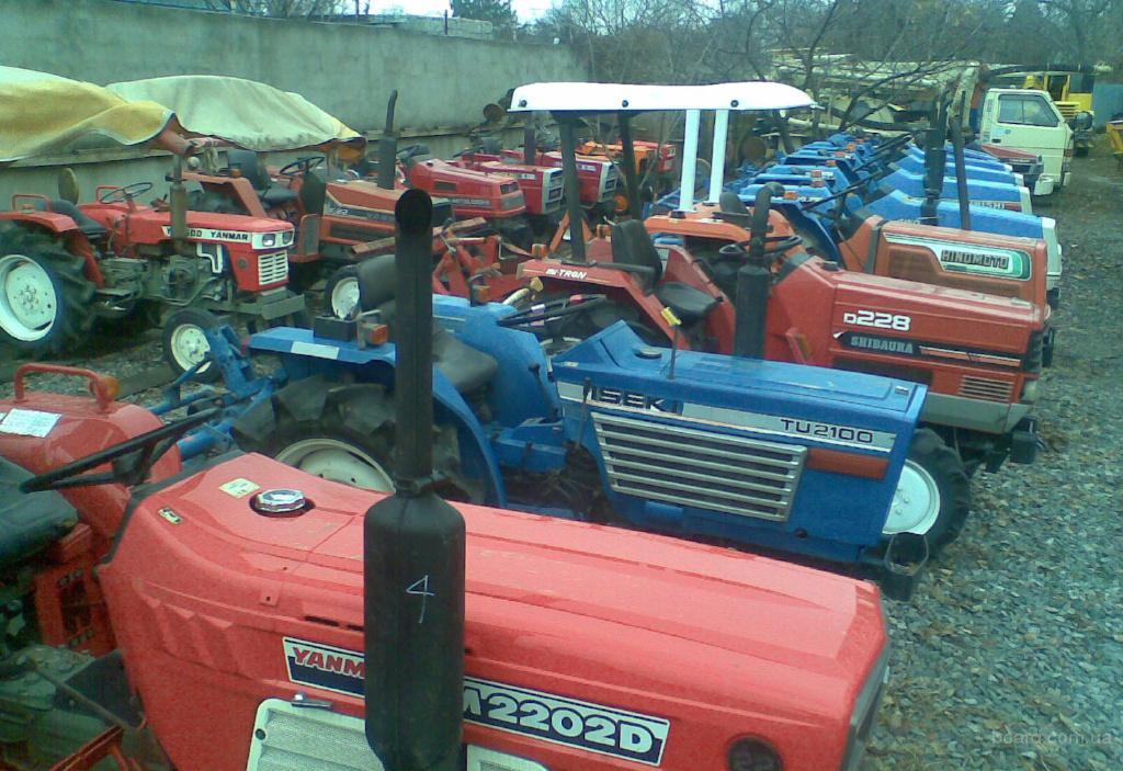 Тракторы б у - Интернет-магазин Виагра.