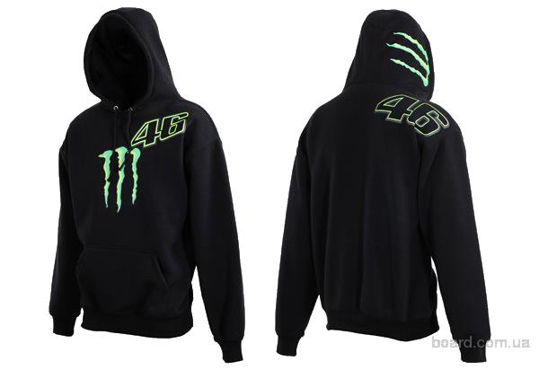 Одежда и аксессуары Monster Energy и DC