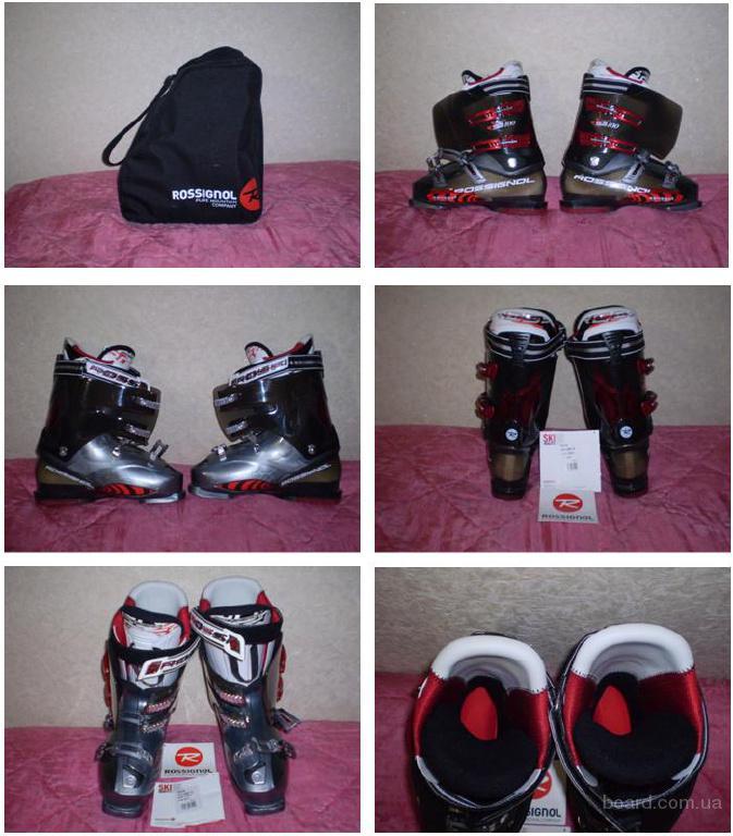 Продам лыжные ботинки Rossignol ZENITH SENSOR3 100. Цена 1600грн. Возможен торг
