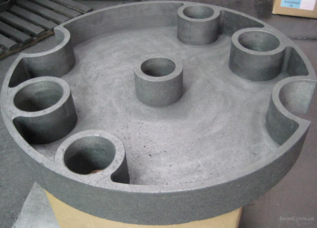 Тепловые узлы для вакуумных печей,  конические и цилиндрические из  углекомпозита