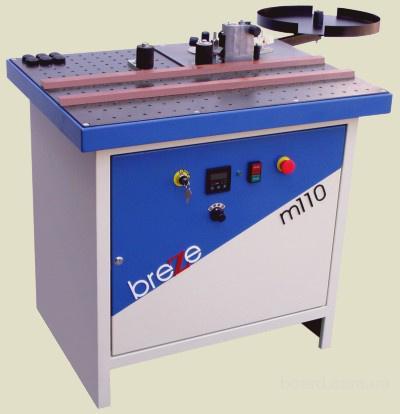 Продам станок кромкооблицовочный криволинейный Breze m110 (б/у)