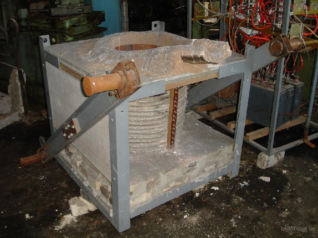 Продам комплекс индукционный плавильный ИПК-0,4 400