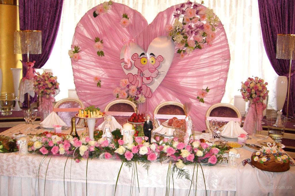 Оформление свадеб свадебный декор