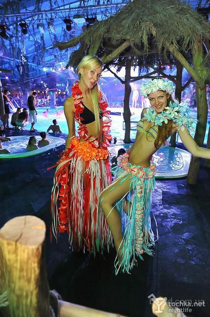 гавайские костюмы, гавайские юбки, гавайские леи и лейсы