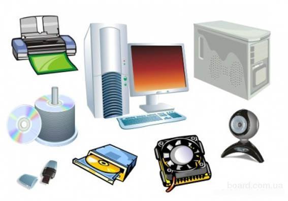 """Векторный клипарт:  """"Компьютеры """" Кол-во: 5 файлов Формат: CDR (CorelDraw) Вес: 2,44 МБ."""
